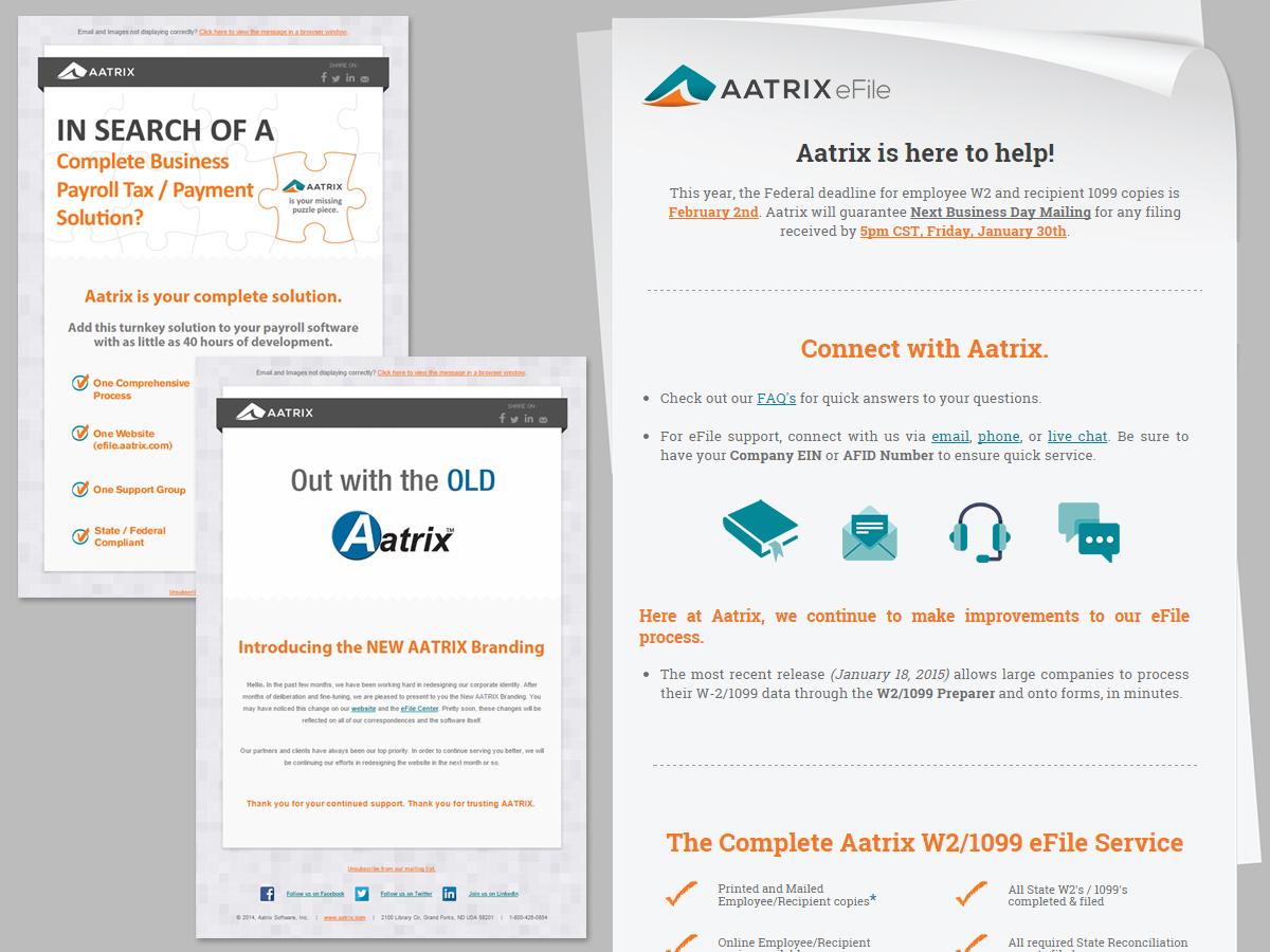 AATRIX Digital Marketing and Newsletters